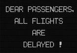 La compagnia aerea ha cancellato il tuo volo!